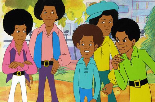 Le dessin animé des Jackson 5 sortira en janvier 2013