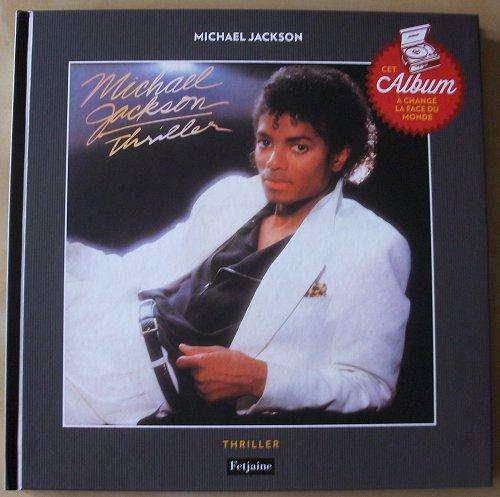Nouveau livre: Triller, cet album a changé la face du monde..