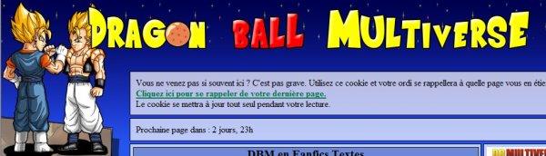 DRAGON BALL MULTIVERS