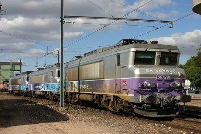 Voiila Ma Passion Pour Les Train
