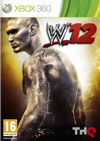 WWE 12 la boite Officiel