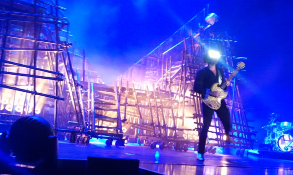 Zenith de Nantes 23/11/13