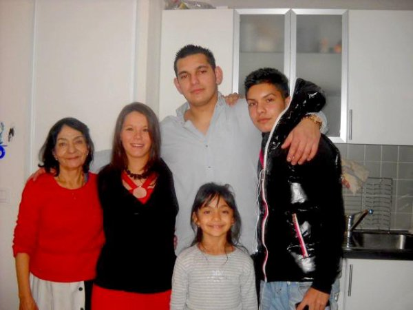 La Famille Je Vous Aimes Tres Tres Fort :D <3 <3