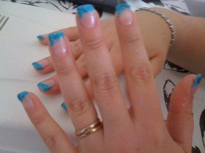 ongles de Elodie