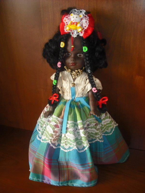 j'aime cette poupée