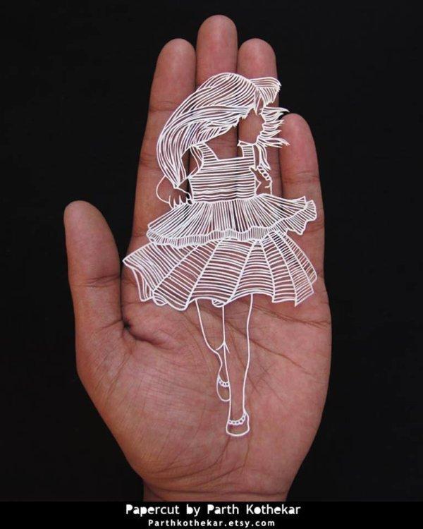 en papier trouver sur le net très beau