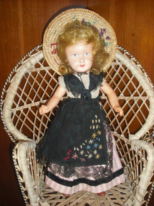 Ma jolie poupée