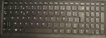 j'ai été obliger de changer mon clavier ,pour l'avoir très long car tout fermer