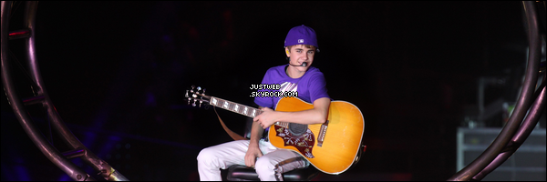 26/03/2011 Quelques photos du My World Tour en Allemagne J-2 du My World Tour FRANCAIS