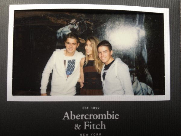 Welcome to Abercrombie !!