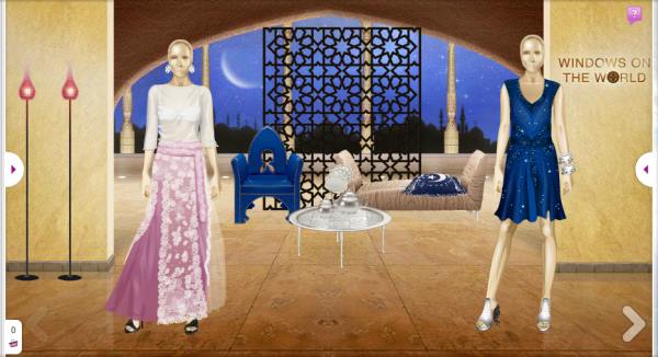 Nouvelle Collection Windows On The World - Ramadan