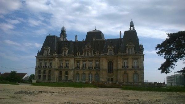 Château Mercy à Metz