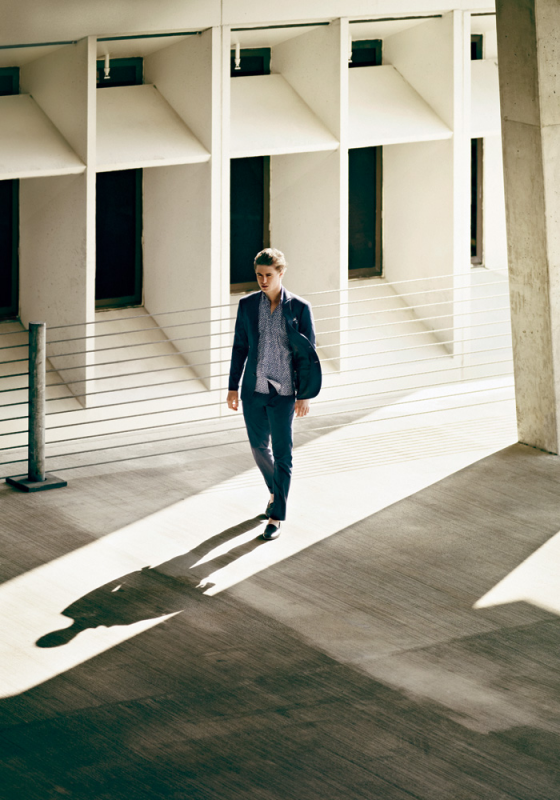 "Photoshoot de Max Irons (Jared) Pour ""T Magazine"""