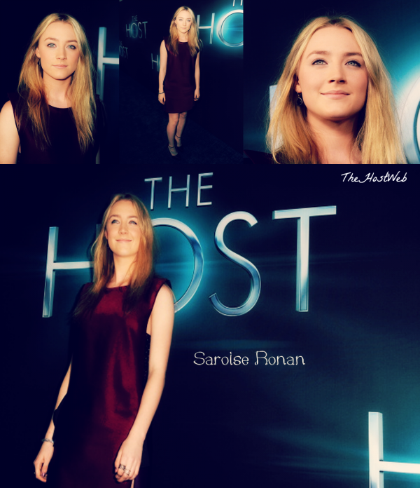 "Avant-Première de ""The Host"" à Los Angeles ! (photos De Saoirse Ronan)"