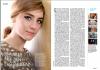 """Portrait & Interview de Saoirse pour le magazine """" Kinopolis Germany"""""""