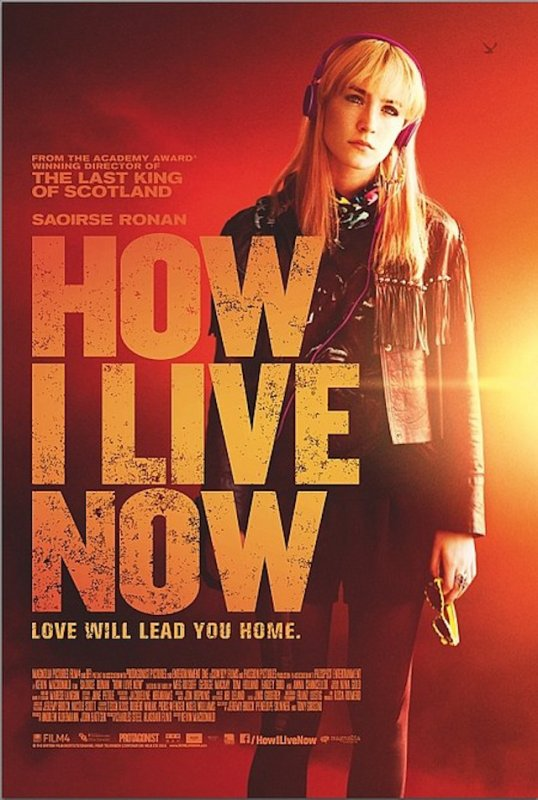 "Nouveau Poster de ""How I Live Now"""