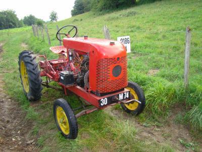 a vendre!!!tracteur