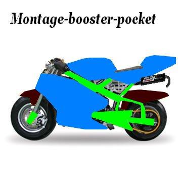 blog de montage booster pocket montages de 50cc 110cc ou 125cc. Black Bedroom Furniture Sets. Home Design Ideas