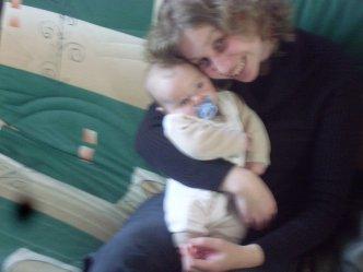 ma soeur avec son neveu steven