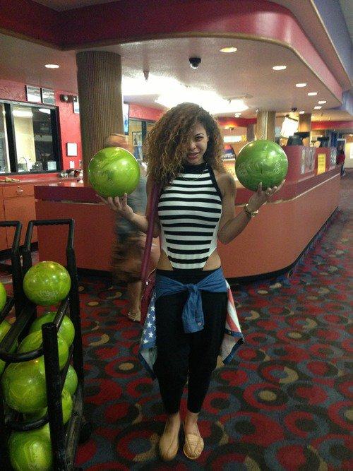 Crystal Au Bowling !!