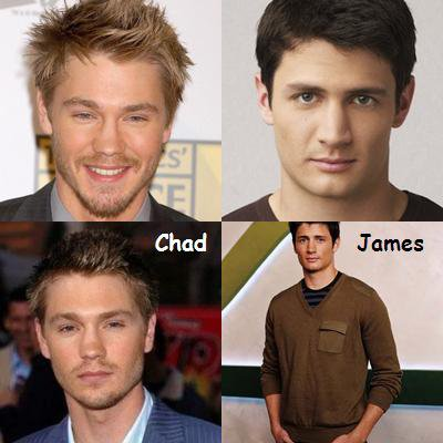 CHAD MICHAEL MURRAY OU JAMES LAFFERTY