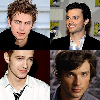 HAYDEN CHRISTENSEN OU TOM WELLING