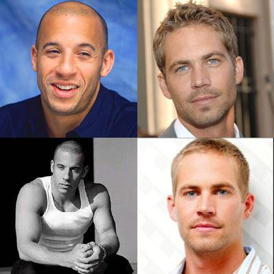 VIN DIESEL OU PAUL WALKER