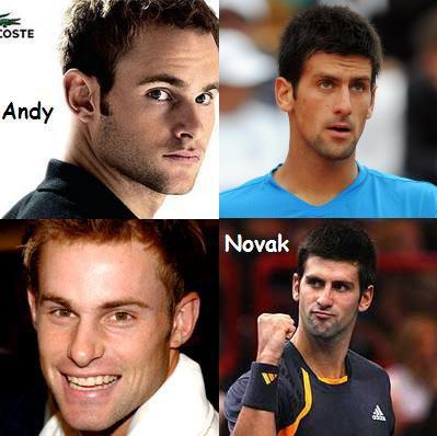 ANDY RODDICK VS NOVAK DJOKOVIC