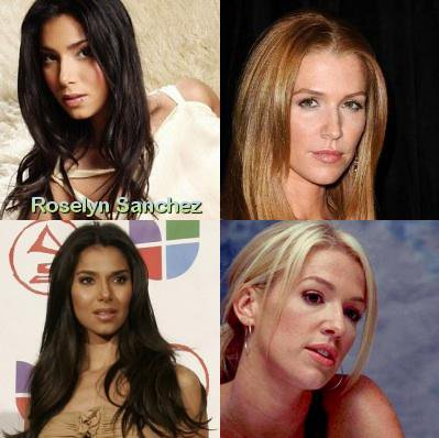ROSELYN SANCHEZ OU POPPY MONTGOMERY