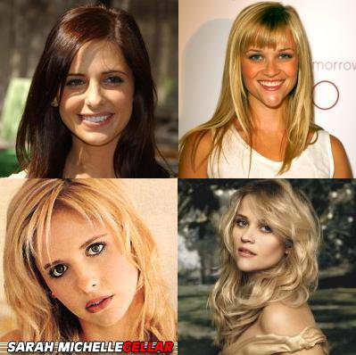 SARAH MICHELLE GELLAR OU REESE WITHERSPOON