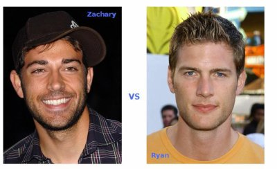 ZACHARY LEVI OU RYAN MCPARTLIN
