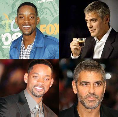 WILL SMITH OU GEORGE CLOONEY