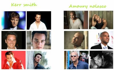 KERR SMITH OU AMAURY NOLASCO