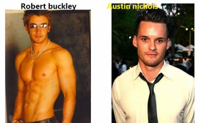 ROBERT BUCKLEY OU AUSTIN NICHOLS