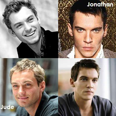 JUDE LAW OU JONATHAN RHYS MEYERS