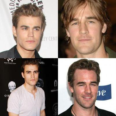 PAUL WESLEY OU JAMES VAN DER BEEK