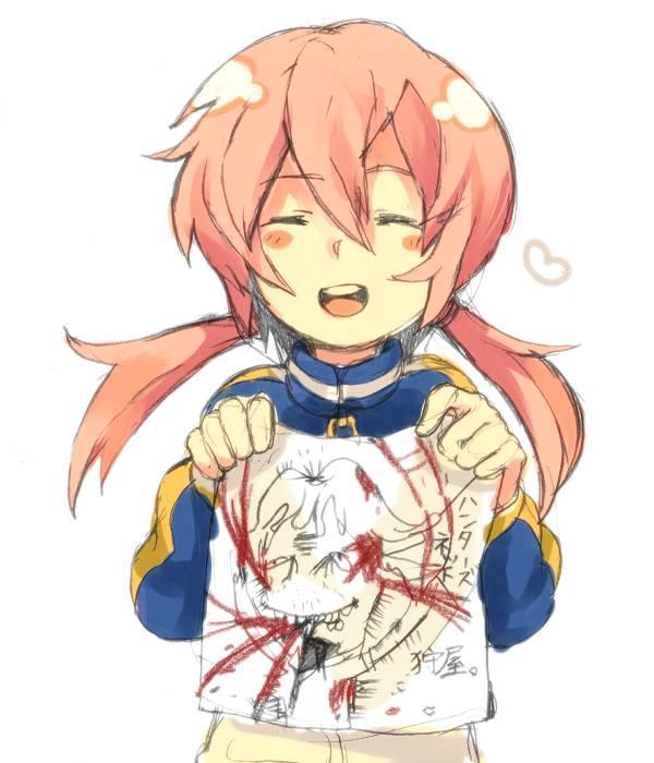 Le dessin de Kirino !