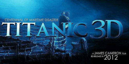 """""""Titanic"""" : une 3D qui tombe à pic."""