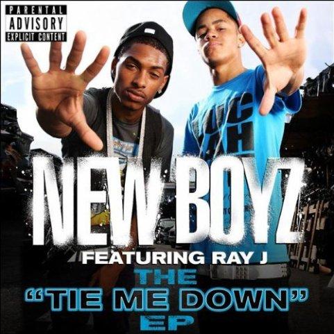 "New Boyz: ""Backseat"""