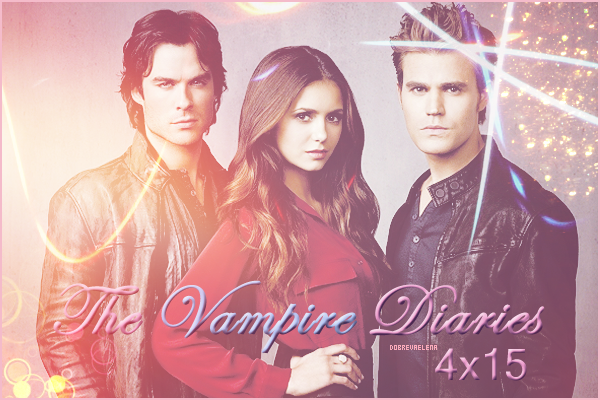 ________________________ Article Spéciale : The Vampire Diaries____________________________