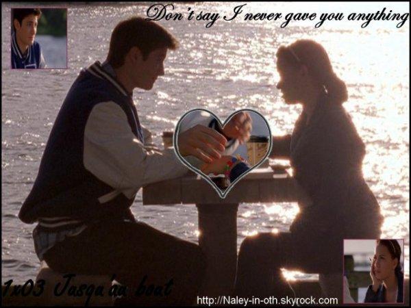 Premier Rendez-Vous de Haley et Nathan