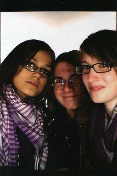 cristina, zörg et moi