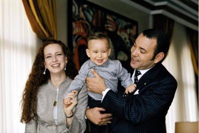 Vive la famille royale et le peuple marocain courageux <3