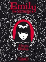 Rob Reger : Emily the strange :Tome 1: Les jours perdus