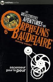 Lemony Snicket - Les désastreuses aventures des orphelins Baudelaire - Tome 5 à 8