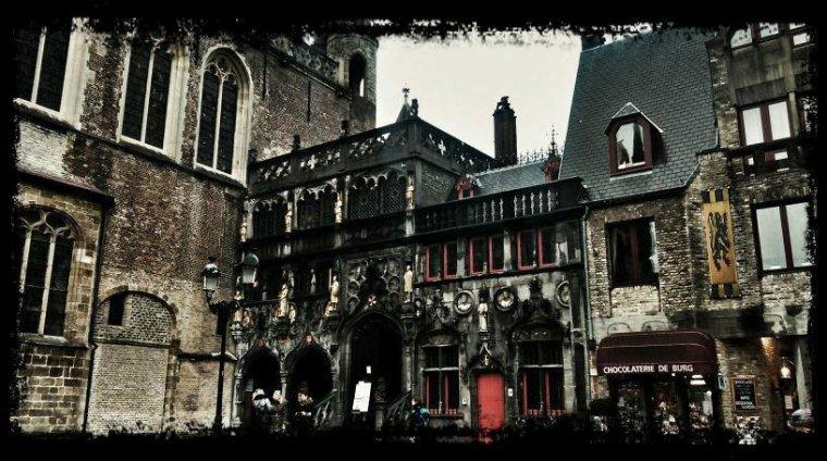 Poulpix Chez Les Belges...