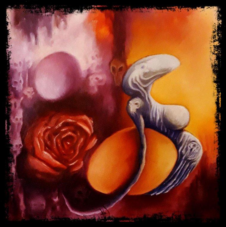 .......................Perle De Rose, La Nuit.........................
