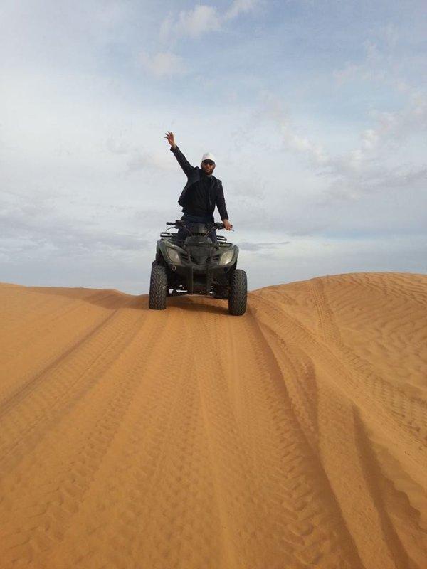 Desert Douz