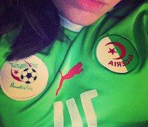 Etre <3 algérienne <3  c ma fiérté