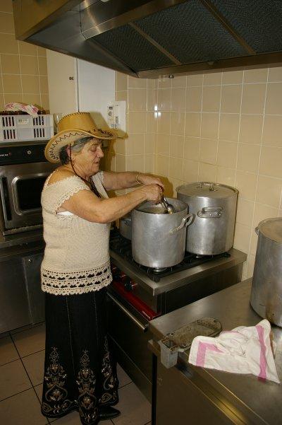 SOIREE COUSCOUS DECEMBRE 2008